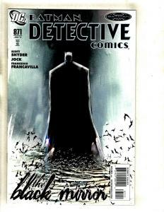 Detective Comics # 871 NM 1st Print DC Comic Book Joker Gotham Robin Penguin SM8