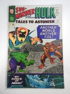 Tales to Astonish #73 (1965)