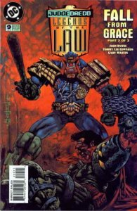 Judge Dredd: Legends of the Law #9 VF/NM; DC | save on shipping - details inside