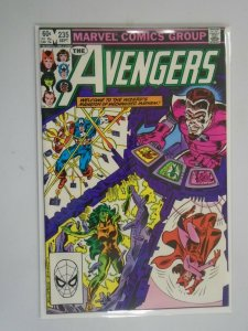 Avengers #235 Direct edition 8.0 VF (1983 1st Series)