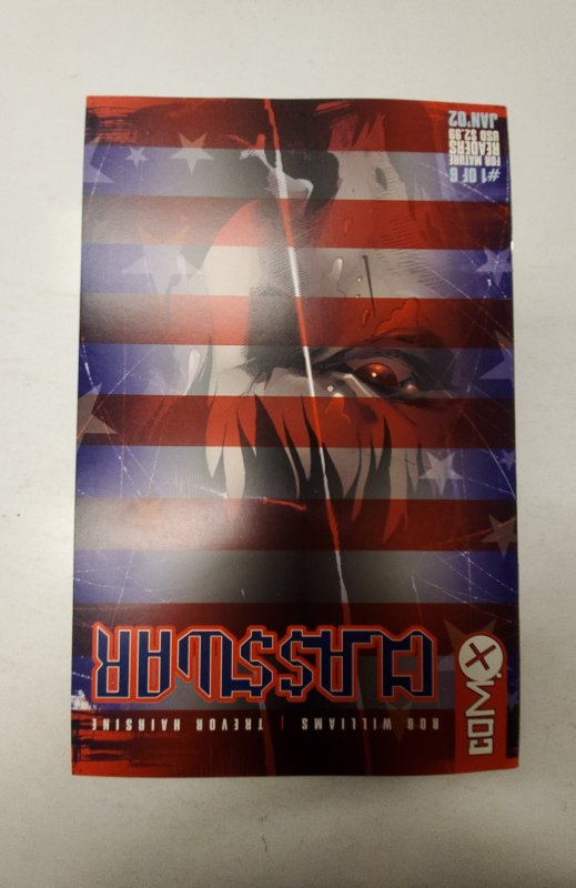 Cla$$war (GB) #1 (2002) NM Com.X Comic Book J668