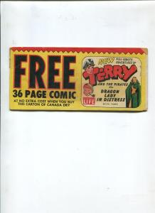 TERRY AND THE PIRATES #3 1953-CHICAGO TRIBUNE-MILTON CANIFF-VG