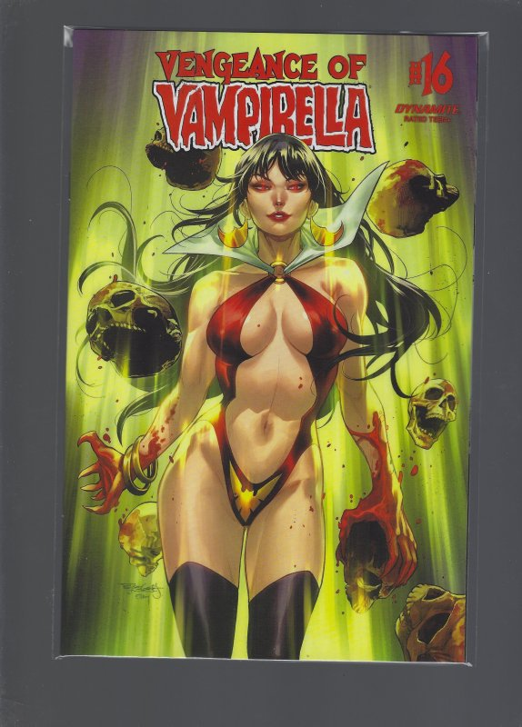 Vengeance Of Vampirella # 16 Cover C