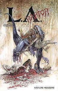 L.A. Raptor #1 FN; Morbid | save on shipping - details inside