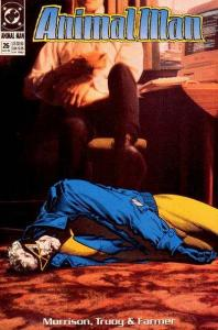Animal Man (1988 series) #26, VF (Stock photo)