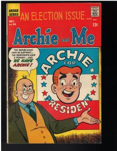 Archie and Me #25 (1968)