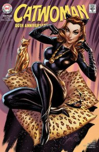 CATWOMAN 80TH ANNIV 100 PAGE SUPER SPECT #1 1960S J SCOTT CAMPBELL VAR ED