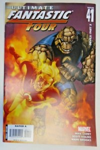 *Ultimate Fantastic Four #41-60, Annual 1 (21 books)