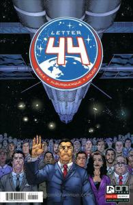 Letter 44 #1 VF/NM; Oni Press | save on shipping - details inside