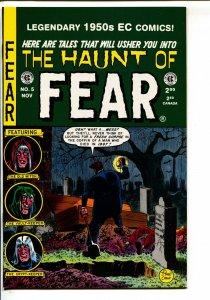 Haunt Of Fear-#5-1993-Russ Cochran-EC reprint