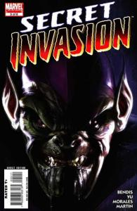 Secret Invasion #5 VF/NM; Marvel   save on shipping - details inside
