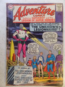 ADVENTURE COMICS # 334 LEGION OF SUPER-HEROES