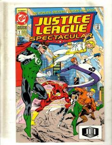 12 Comics JL Spectacular 1 JL International 2 3 JL Europe 1-3 JL Kamandi 3+ JF25