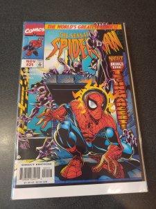 The Sensational Spider-Man #21 (1997)