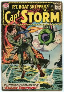 Captain Storm 5 Feb 1965 VG- (3.5)