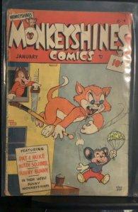 Monkeyshines Comics #24 (1949)