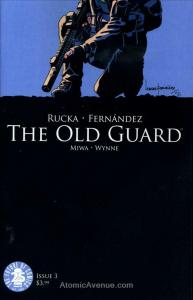 Old Guard, The #3 FN; Image   save on shipping - details inside