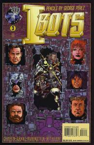 I•Bots (Isaac Asimov's…, 1st Series) #3 VF/NM; Tekno   save on shipping - detail