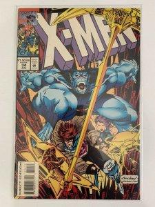 X-Men # 34  (1993, Marvel, Vol. 2) 1st Print VF+