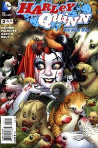 Harley Quinn (2014 series) #2, NM (Stock photo)