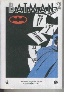 Grandes Heroes del comic numero 06: Batman volumen 2