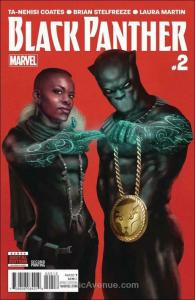 Black Panther (5th Series) #2 (2nd) VF/NM; Marvel | save on shipping - details i