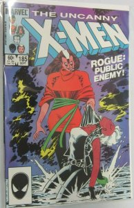 The Uncanny X-men #185 DIR 6.0 FN (1984)