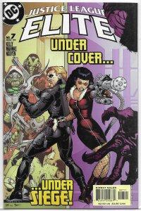 Justice League Elite (2004) # 7 of 12 VF Kelly/Mahnke, Green Arrow