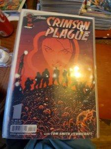 Crimson Plague #1 (2000)