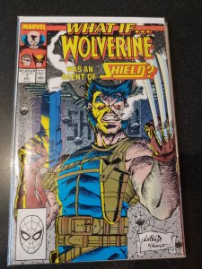 WHAT IF #7 WOLVERINE WAS AN AGENT OF SHIELD