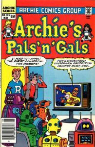 Archie's Pals 'N' Gals #175, Fine- (Stock photo)