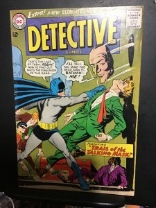 Detective Comics #335 (1965) Mid-grade Elongated Man! VG/FN Wow!