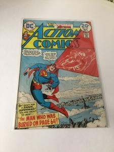 Action Comics 433 6.0 Fn Fine DC Comics