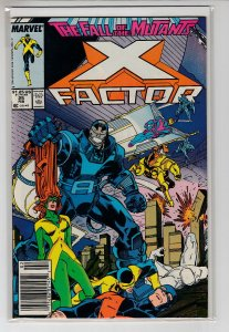 X-FACTOR (1986 MARVEL) #25 NM- A22104