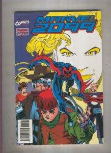 Marvel 2099 numero 07: Sin furia