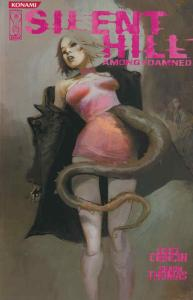 Silent Hill: Among the Damned #1 VF; IDW | save on shipping - details inside