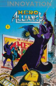 Hero Alliance (Innovation) #1 VF/NM; Innovation | save on shipping - details ins