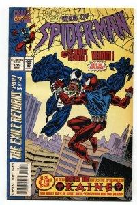 Web Of Spider-Man #119-Venom-2nd solo clone Issue 1st KAINE VF+