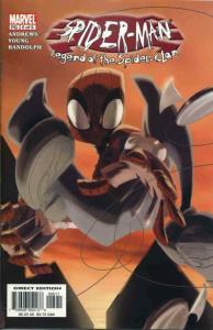 Spider-Man: Legend of the Spider Clan #5 VF/NM; Marvel | save on shipping - deta