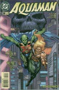 Aquaman (1994 series) #28, NM- (Stock photo)