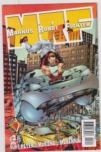 Magnus Robot Fighter Vol 2 #3