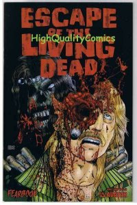 ESCAPE of the LIVING DEAD FearBook, NM, Avatar, Zombies, more Horror in store