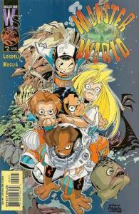 Monster World (2001 series) #2, NM (Stock photo)