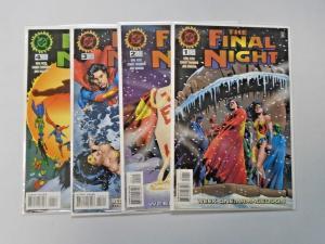 Final Night (DC 1996) Set:#1-4, 8.0/VF - 1996