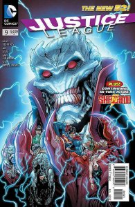 Justice League (2nd Series) #9A VF/NM; DC   save on shipping - details inside