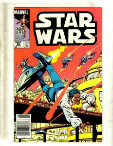 11 Comics Star Wars 83 Heathcliff 1 Gargoyle 2 Mephisto 1 X-Men 2 3 4 +MORE GB1