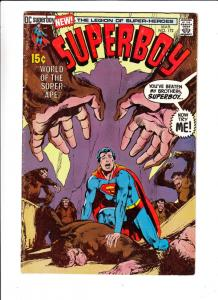 Superboy #172 (Mar-71) FN Mid-Grade Superboy