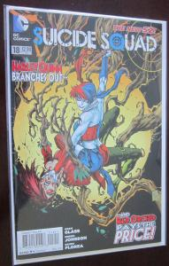 Suicide Squad (2013 4th Series) #18, 8.0/VF