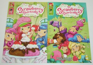 Strawberry Shortcake vol. 2 #1-2 VF/NM complete series - all ages girls comics
