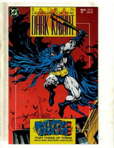 12 Legends of the Dark Knight Comics #23 24 25 26 27 28 29 30 31 32 33 34 SM17